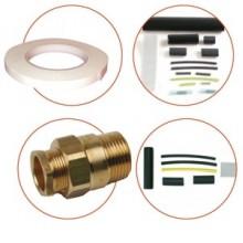 Комплектующие для греющего кабеля