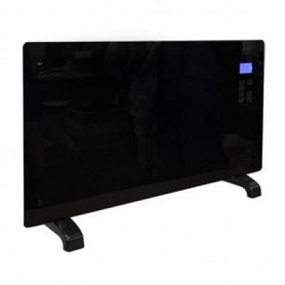 Конвектор (черный, стекло) электронный термостат