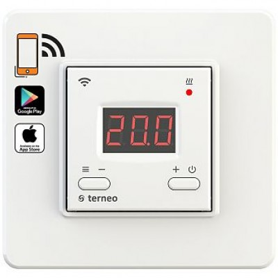Wi-Fi Терморегулятор terneo ax в Термо-Самара