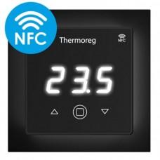 Терморегулятор Thermoreg TI-700 NFC черный (программируемый)