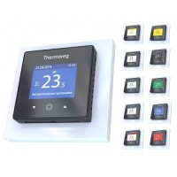 Терморегулятор Thermoreg TI 970 (белый/черный) (программируемый)