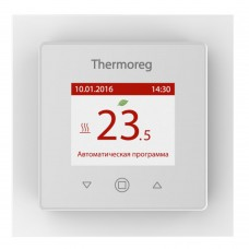 Терморегулятор Thermoreg TI 970 W белый (программируемый)